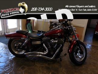 2009 Harley-Davidson Dyna Fat Bob in Twin Falls Idaho