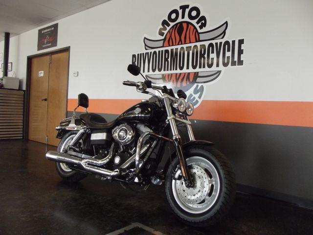 2009 Harley-Davidson DYNA FAT BOB FXDF FATBOB Arlington, Texas 2