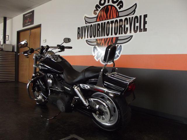 2009 Harley-Davidson DYNA FAT BOB FXDF FATBOB Arlington, Texas 28