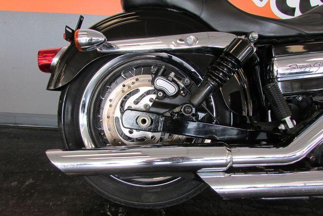 2009 Harley-Davidson Dyna Glide Super Glide® Custom Arlington, Texas 11