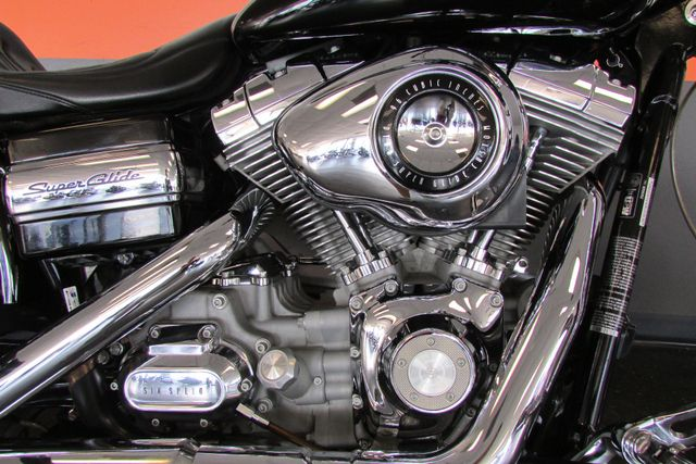 2009 Harley-Davidson Dyna Glide Super Glide® Custom Arlington, Texas 15