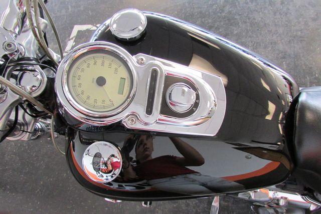 2009 Harley-Davidson Dyna Glide Super Glide® Custom Arlington, Texas 20