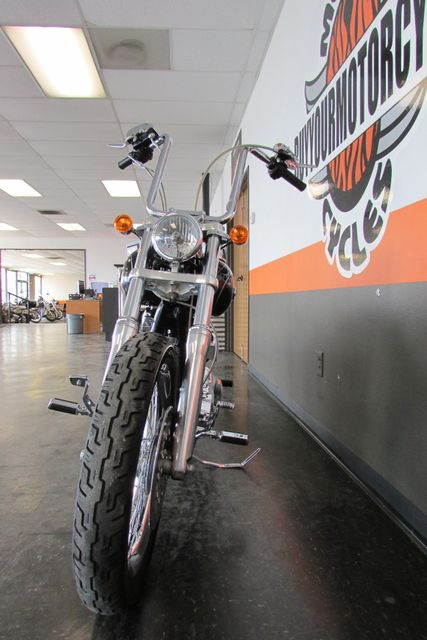 2009 Harley-Davidson Dyna Glide Super Glide® Custom Arlington, Texas 3
