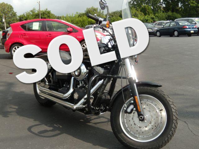 2009 Harley-Davidson Dyna Glide Fat Bob™ Ephrata, PA 0
