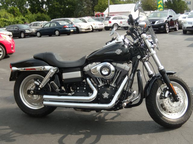 2009 Harley-Davidson Dyna Glide Fat Bob™ Ephrata, PA 1