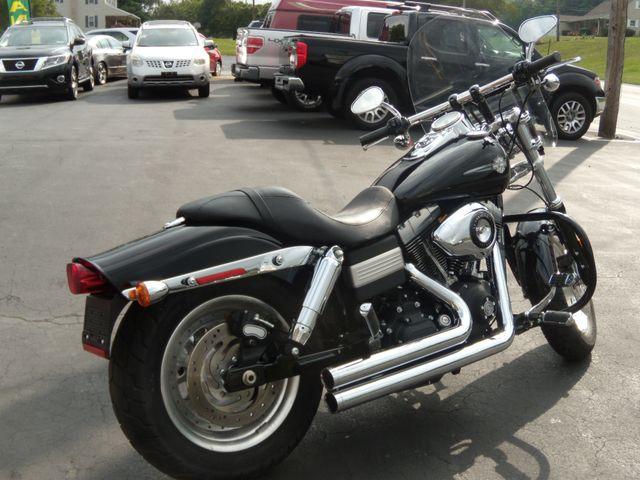 2009 Harley-Davidson Dyna Glide Fat Bob™ Ephrata, PA 2