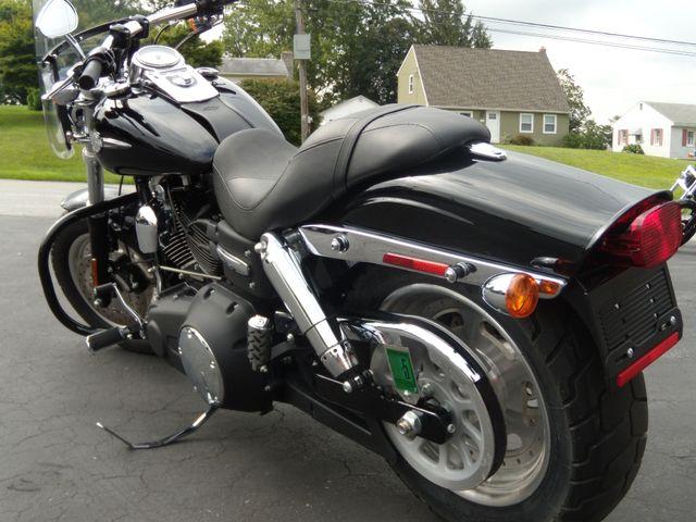 2009 Harley-Davidson Dyna Glide Fat Bob™ Ephrata, PA 7