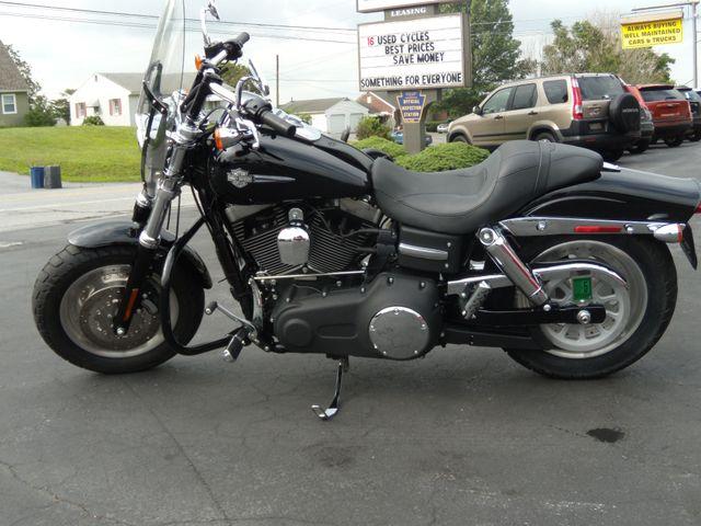 2009 Harley-Davidson Dyna Glide Fat Bob™ Ephrata, PA 8