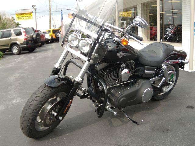 2009 Harley-Davidson Dyna Glide Fat Bob™ Ephrata, PA 9