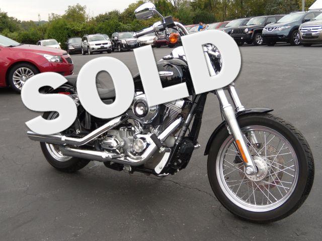 2009 Harley-Davidson Dyna Glide Super Glide® Custom Ephrata, PA 0