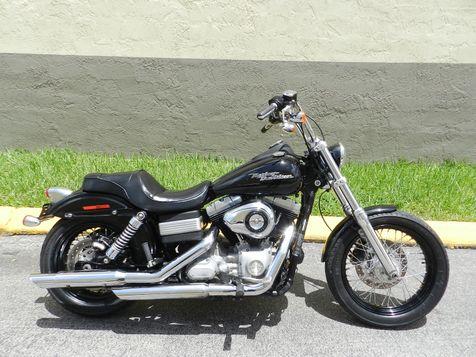 2009 Harley-Davidson Dyna Glide Street Bob FXDB Street Bob™ in Hollywood, Florida
