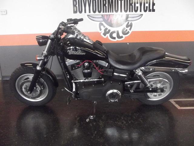 2009 Harley-Davidson DYNA FAT BOB FXDF FATBOB Arlington, Texas 15