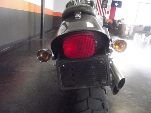2009 Harley-Davidson DYNA FAT BOB FXDF FATBOB Arlington, Texas 14
