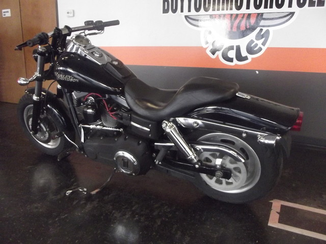 2009 Harley-Davidson DYNA FAT BOB FXDF FATBOB Arlington, Texas 17