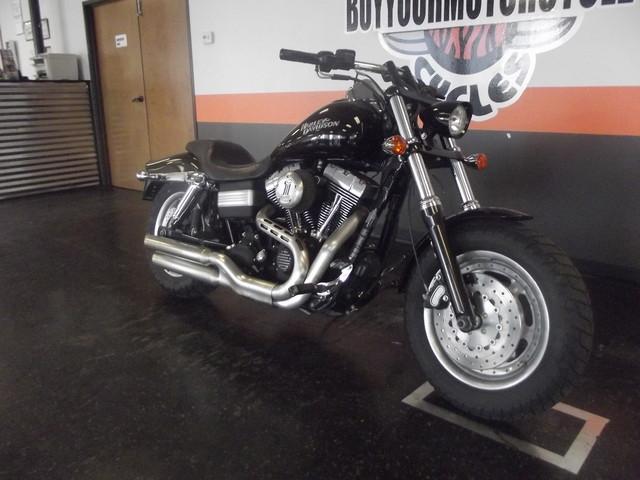2009 Harley-Davidson Dyna  FAT BOB FXDF FATBOB Arlington, Texas 1