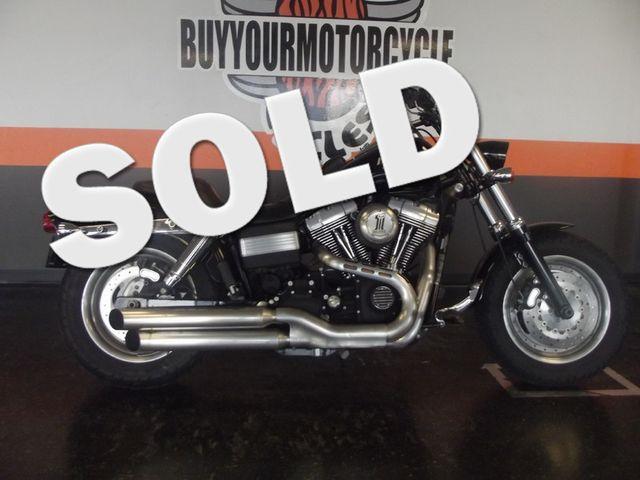 2009 Harley-Davidson DYNA FAT BOB FXDF FATBOB Arlington, Texas 0