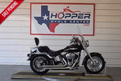2009 Harley-Davidson Fat Boy Firefighter Edition in , TX