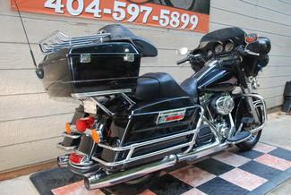 2009 Harley Davidson FLHTC Electra Glide Classic Jackson, Georgia 1