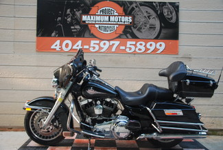 2009 Harley Davidson FLHTC Electra Glide Classic Jackson, Georgia 5
