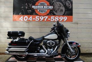 2009 Harley-Davidson FLHTP Electra Glide Police Jackson, Georgia