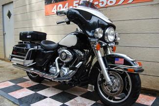 2009 Harley-Davidson FLHTP Electra Glide Police Jackson, Georgia 1