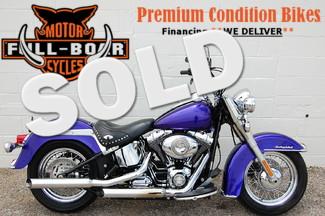 2009 Harley-Davidson FLSTC SOFTAIL HERITAGE CLASSIC HERITAGE SOFTAIL CLASSIC - FLSTC Hurst, TX