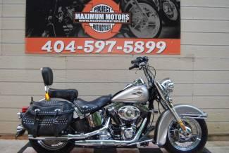 2009 Harley Davidson FLSTC Heritage Softail Jackson, Georgia
