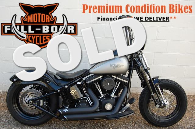 2009 Harley Davidson FLSTSB CROSSBONES FLSTSB CROSSBONES in Hurst TX
