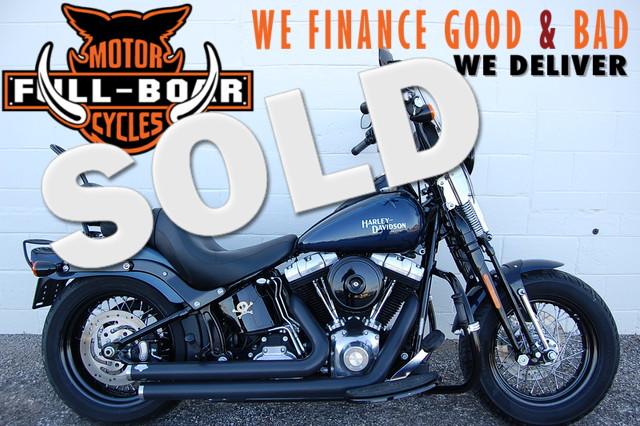 2009 Harley Davidson FLSTSB SOFTAIL CROSS BONES CROSSBONES FLSTSB in Hurst TX