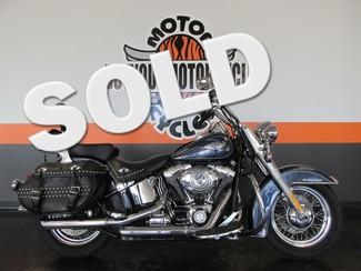 2009 Harley Davidson HERITAGE SOFTAIL CLASSIC FLSTC Arlington, Texas