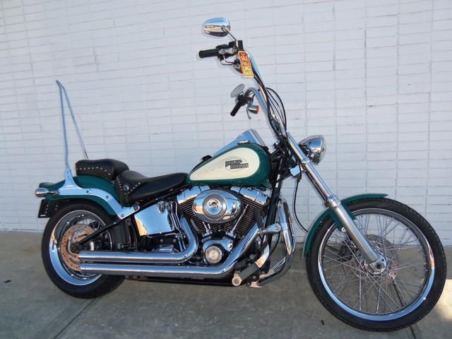 2009 Harley-Davidson Softail® Custom Daytona Beach, FL 1