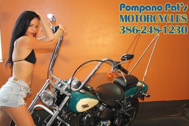 2009 Harley-Davidson Softail® Custom Daytona Beach, FL 0