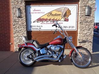 2009 Harley Davidson Softail Custom in Tulsa, Oklahoma