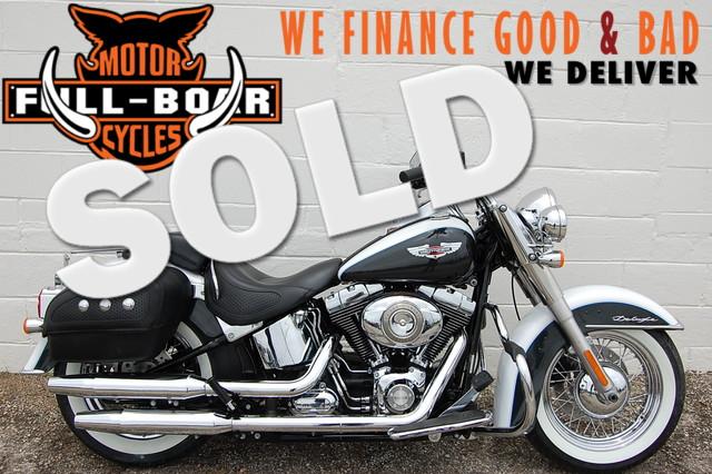 2009 Harley Davidson SOFTAIL DELUXE FLSTN in Hurst TX