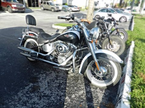 2009 Harley-Davidson Softail® Deluxe in Hollywood, Florida