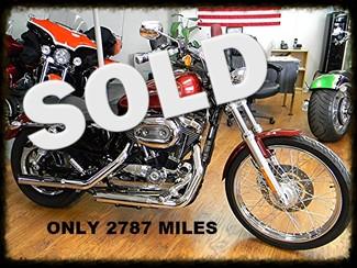 2009 Harley Davidson SPORTSTER 1200 C XL1200C Pompano, Florida