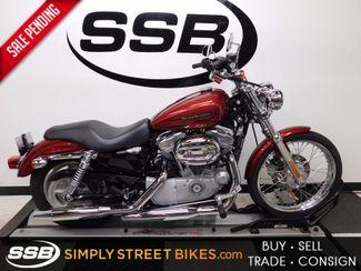 2009 Harley-Davidson Sportster 883 Custom XL883C in Eden Prairie