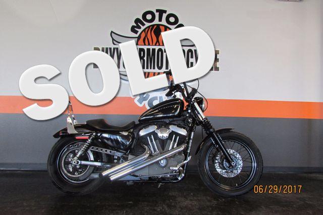2009 Harley-Davidson Sportster 1200 Nightster Arlington, Texas 0