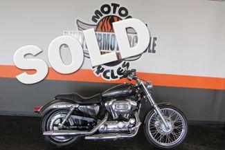2009 Harley-Davidson Sportster® 1200 Custom Arlington, Texas