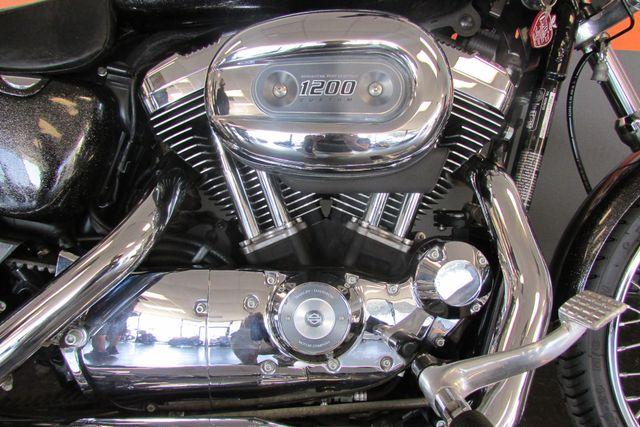 2009 Harley-Davidson Sportster® 1200 Custom Arlington, Texas 14