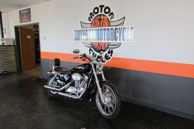 2009 Harley-Davidson Sportster® 883 Custom Arlington, Texas 2