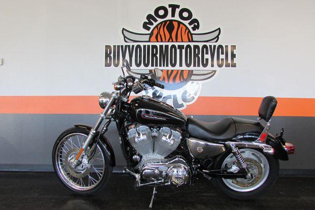 2009 Harley-Davidson Sportster® 883 Custom Arlington, Texas 25