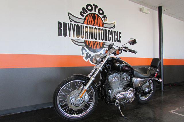 2009 Harley-Davidson Sportster® 883 Custom Arlington, Texas 26