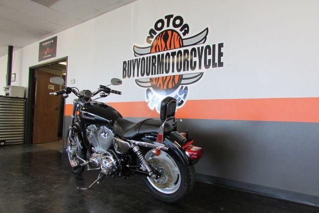2009 Harley-Davidson Sportster® 883 Custom Arlington, Texas 27