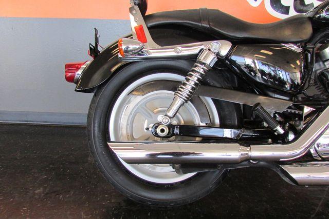 2009 Harley-Davidson Sportster® 883 Custom Arlington, Texas 9