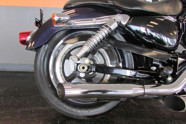 2009 Harley Davidson SPORTSTER CUSTOM XL1200C Arlington, Texas 11