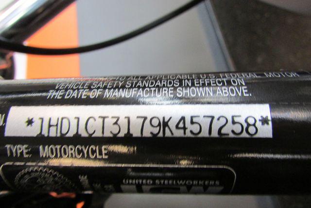 2009 Harley Davidson SPORTSTER CUSTOM XL1200C Arlington, Texas 18
