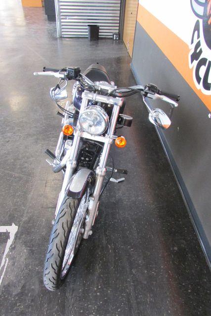 2009 Harley Davidson SPORTSTER CUSTOM XL1200C Arlington, Texas 4
