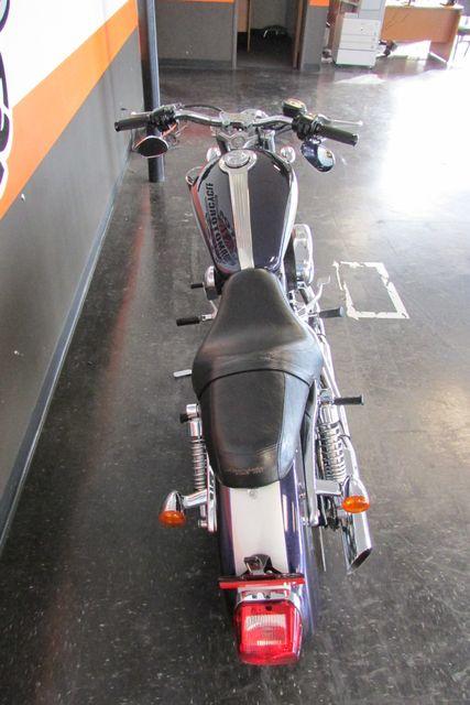 2009 Harley Davidson SPORTSTER CUSTOM XL1200C Arlington, Texas 9