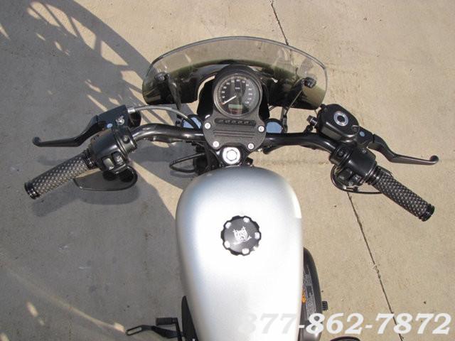 2009 Harley-Davidson SPORTSTER IRON 883 XL883N IRON 883 XL883N McHenry, Illinois 11